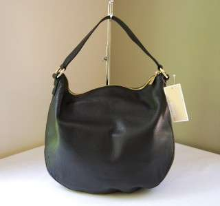 248 Michael Kors Fulton Large Shoulder Bag Black