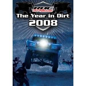 The Year in Dirt 2008   Baja Racing DVD Books