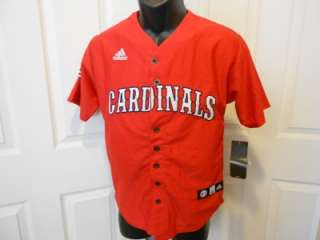 is a NEW Adidas St. Louis Cardinals red jersey for the cutest little