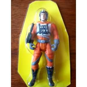 Luke Skywalker as X Wing Pilot Exclusive Mailaway Figure
