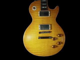 2012 GIBSON LES PAUL 1959 CUSTOM SHOP 59 HISTORIC VOS
