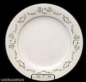 NORITAKE Fine China Japan LEONORE 6676 Salad Plate (S) plates