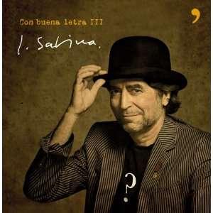 Con buena letra III (9788484608325): Joaquin Sabina: Books