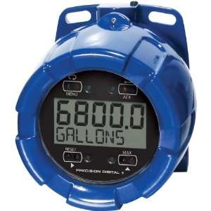 Process meter, explosion proof, input loop powered with backlight