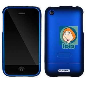 Lois Griffin from Family Guy on AT&T iPhone 3G/3GS Case by