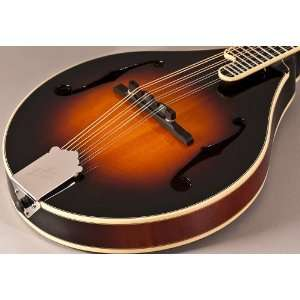 HAND CARVED SOLID TOP THE LOAR A STYLE MANDOLIN Musical Instruments