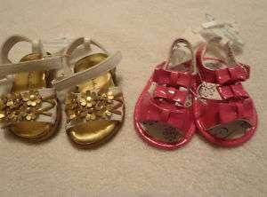 KOALA KIDS baby girls SIZE 2 5 or 7 CHOICE SANDALS SHOE