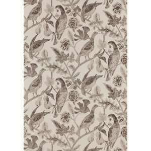 Katmandu Graphite by F Schumacher Wallpaper