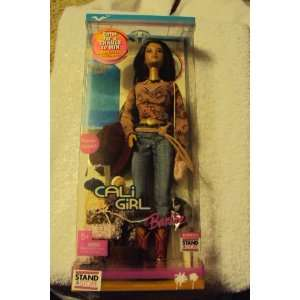 Barbies Cali Girl Lea African American Scented Doll with