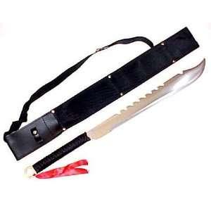 Chinese Flamming War Sword