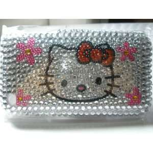 iPhone 3G/3GS Hello Kitty Diamond Bling Case
