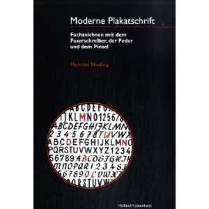 Plakatschrift. (9783778272008): Helmut Nuding, Alexander Zirkel: Books