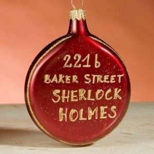 Sherlock Holmes 221b Baker Street Door Sign Exclusive Limited