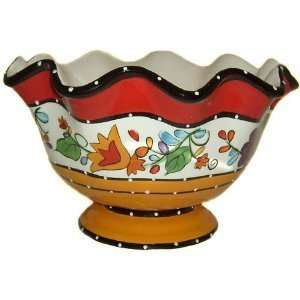 Tutti Frutti, Ceramic Kitchen Fruit, Salad Bowl, 89581, by