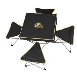New Orleans Saints NFL Intergrated Table with Stools