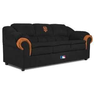 MLB San Francisco Giants Pub Sofa