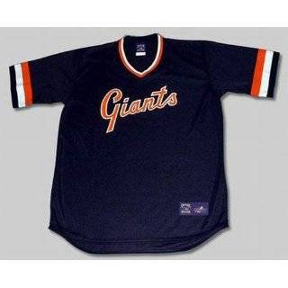 WILLIE MAYS San Francisco Giants Majestic Cooperstown Throwback Away