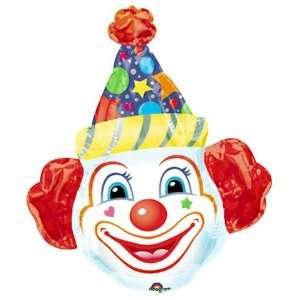 Crazy Clown Head Super Shape: Toys & Games