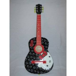 pink fender squier hello kitty stratocaster electric guitar case. Black Bedroom Furniture Sets. Home Design Ideas