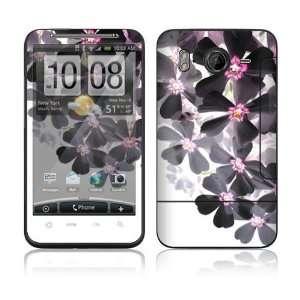 HTC Desire HD Skin Decal Sticker   Asian Flower Paint
