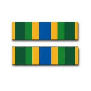 United States Army Armed Forces Medal Ribbon Decal Sticker