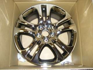 NEW FACTORY OEM HONDA ACURA CHROME  RIM RIMS WHEEL ACCESSORY 19