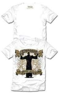 Official TNA Wrestling White Ric Flair Wooooo T Shirt