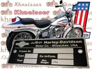 AMF Harley Davidson Shovel Super Glide Sportster FL FX FXE XL XLCR