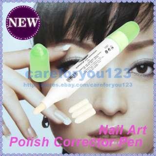 Nail Art Polish Pen Corrector Remover Refers To The Edge Pen