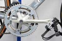 1997 Mongoose Road Bike aluminum polished bicycle Shimano 105 Exage