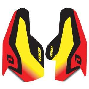 RM85 2012 ONE INDUSTRIES FORK GUARD DECALS   SUZUKI Automotive