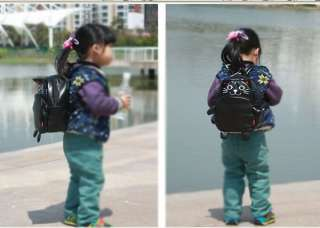 1PCxBaby Toddler Kid Child Animal Zoo Backpack Schoolbag New