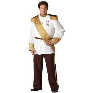 Prince Charming Plus Size Costume: Toys & Games
