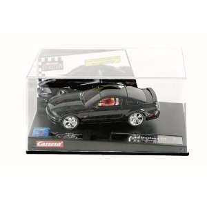 Ford Mustang GT Custom 1/32 Scale Slot Car in Black Toys & Games