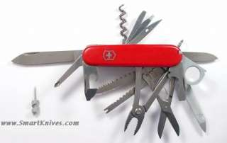 VICTORINOX SWISS ARMY KNIFE SWISS CHAMP MULTI TOOL