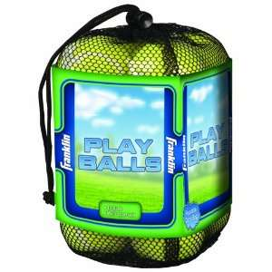 Franklin Sports Play Balls (Pack of 12)