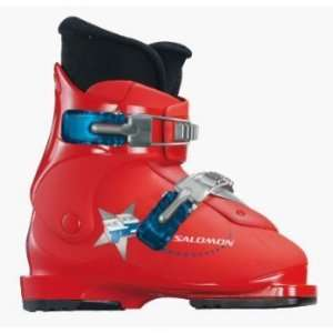 SALOMON PERFORMA T2 SKI BOOTS   KIDS