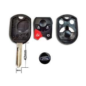 Key Shell For Ford Mercury Mariner Edge Escape Flex