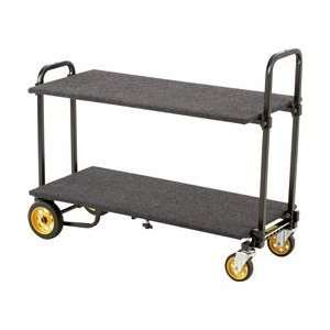 Rock N Roller R2RT 8 in 1 Micro Multi Cart With Shelf And