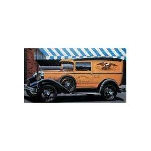 Minicraft 1/16 1931 Ford Model A Delivery Van Kit Toys