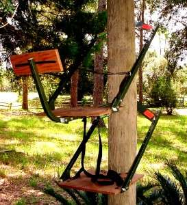 WARREN & SWEAT CLIMBING TREE STAND DEER / HOG HUNTING HUNTERS
