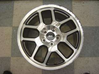 07 09 Ford Mustang Shelby GT500 OEM Wheel 18x9.5 Silver
