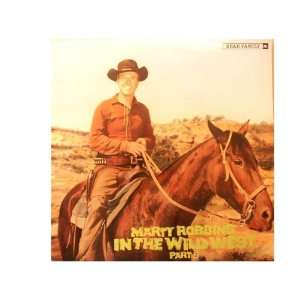 : In The Wild West Part 5 (1985 Bear BMX15213): Marty Robbins: Music