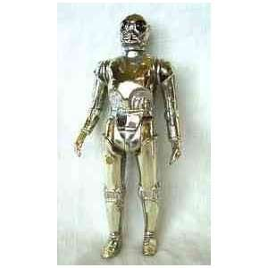 Kenner Vintage Star Wars Silver Death Star Droid   Action
