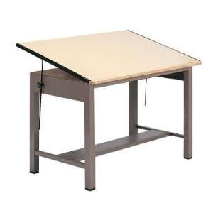 Mayline Desk O Matic Ii Drafting Table