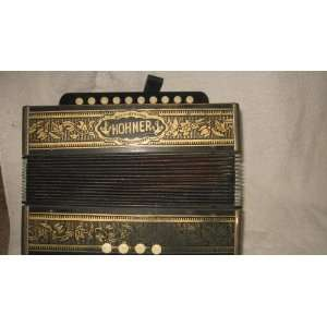 HOHNER ACCORDIAN Musical Instruments