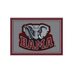 Alabama Crimson Tide BAMA 4 x 6 Team Door Mat