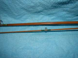 Vtg/Antique Action Fly Rod Fishing Pole Model #1776 Orchard Industries