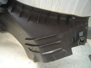 2010 Chevrolet Camaro SS LH RH Quarter Trim Panels