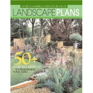 Easy Care Landscape Plans: 41 Low Maintenance Landscape